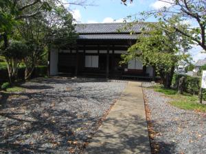 大井川 川会所