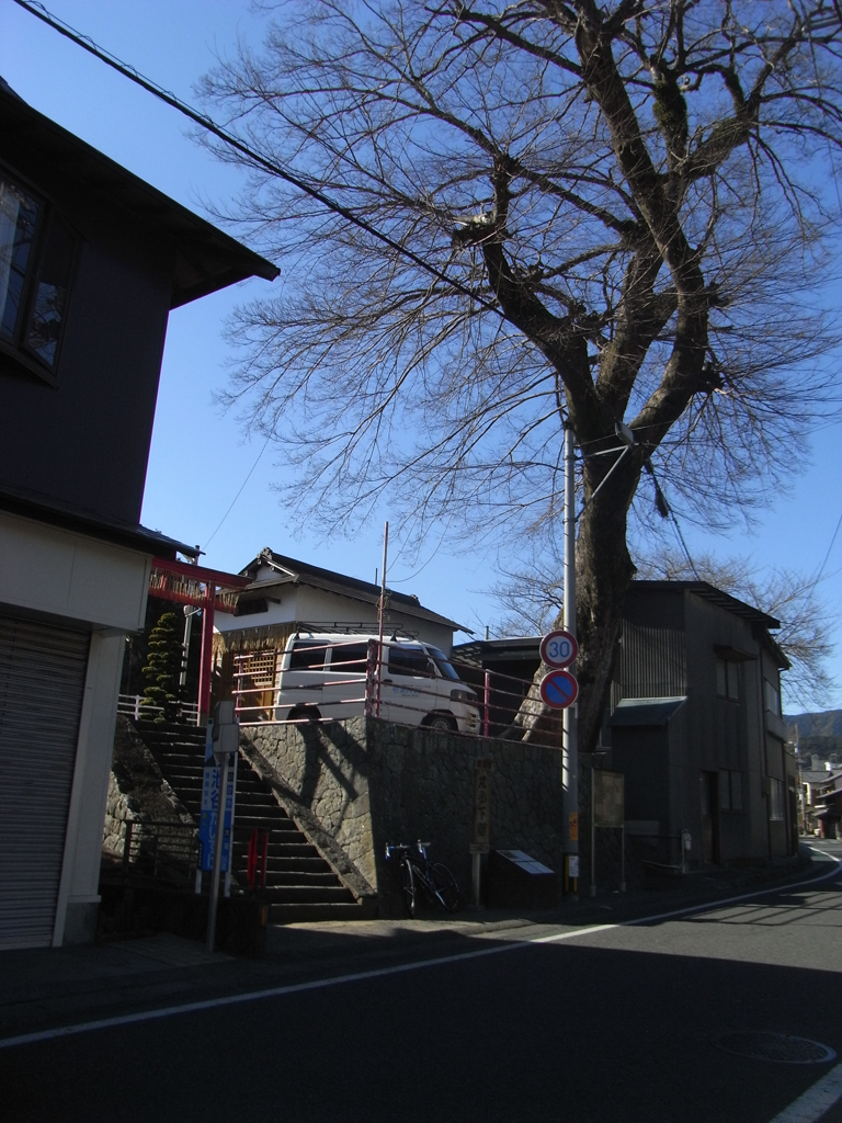 丸子下宿 水神社