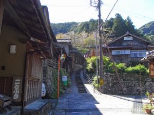 宇津ノ谷集落