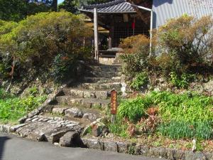 宇津ノ谷峠 坂下地蔵堂