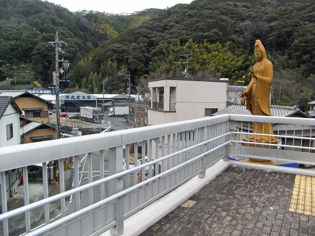 赤目ヶ谷歩道橋