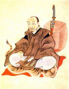 松平忠直 『偉人たちの風貌 おおいたの肖像』大分市歴史資料館 浄土寺所蔵